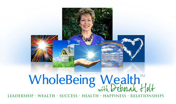 Whole Being Wealth Deborah Holt
